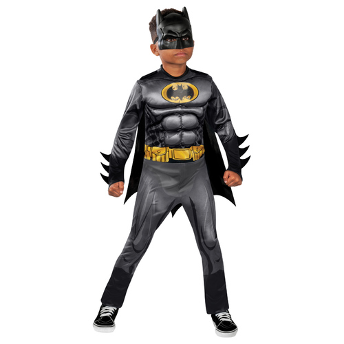 Batman Deluxe Lenticular Costume Child