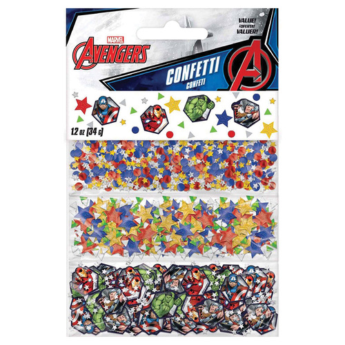 Avengers Epic Value Confetti 34g