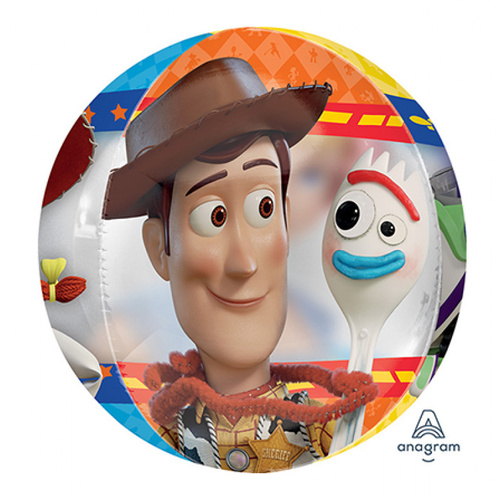 Orbz XL Clear Toy Story 4