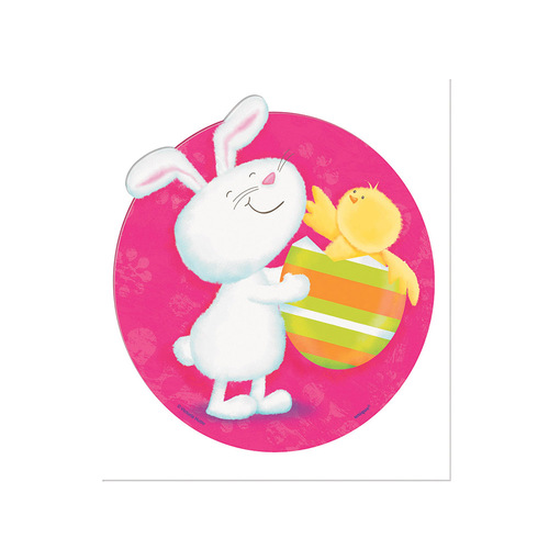 Bunny Pals Mini Cutouts 8 Pack