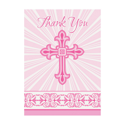 Rad Cross Pink 8 thankyounotes