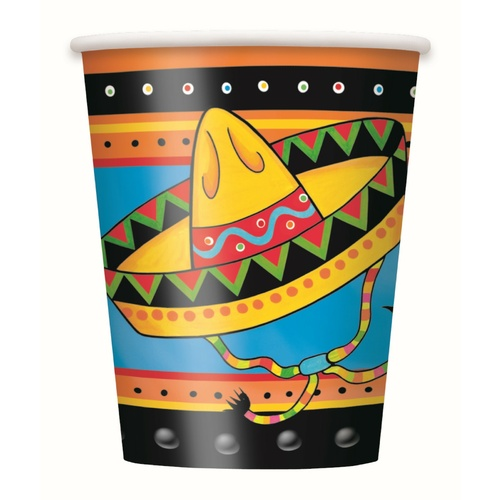 Fiestivity 8 x 9Oz Cups