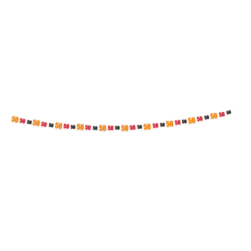 Birthday Cheer Garland 9ft - 50