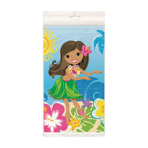 Hula Beach Party Tablecover