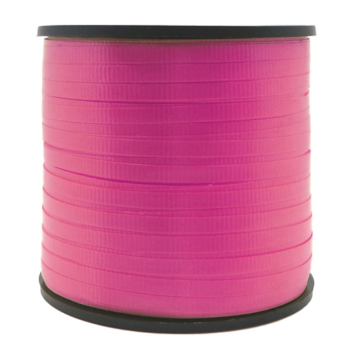 Curling Ribbon  - Hot Pink 457m