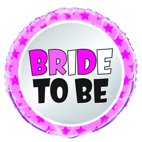 45cm Bride To Be Foil Balloon