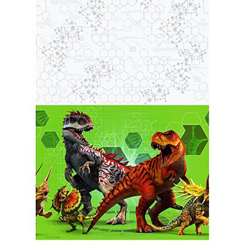 Jurassic World Table Cover Plastic