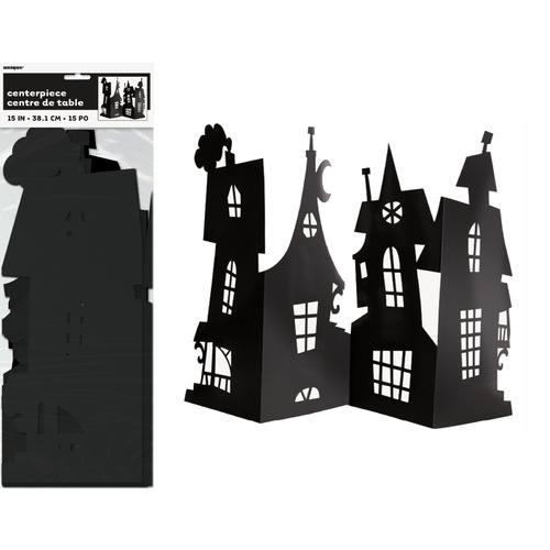 Haunted House 3D Centerpiece