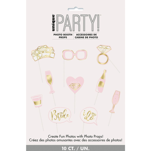 10 Photo Props - Bachelorette