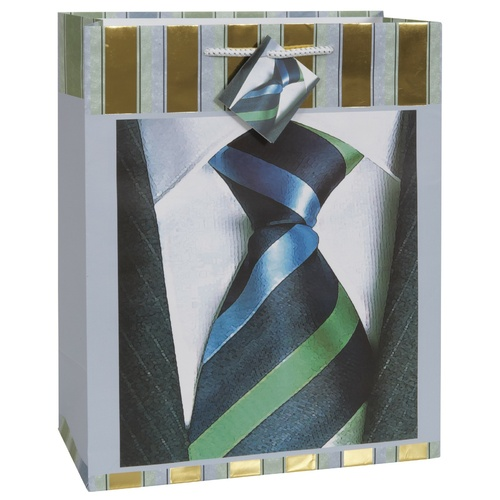 Gift Bag Business Foil Large