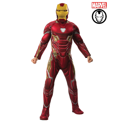 Iron Man Deluxe Costume Adult