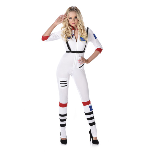 Female Space Astronaut Costume
