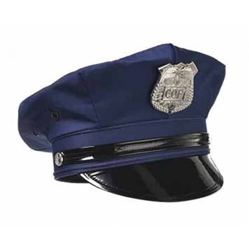 Police Deluxe Hat