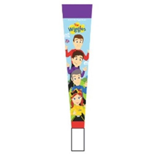 the Wiggles Blowouts Plastic 8 Pack