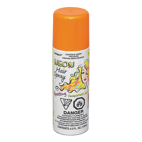 Hair Spray - Neon Orange 133 ml