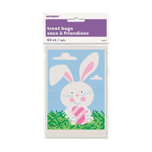 Easter Treat Bags 50 Pack