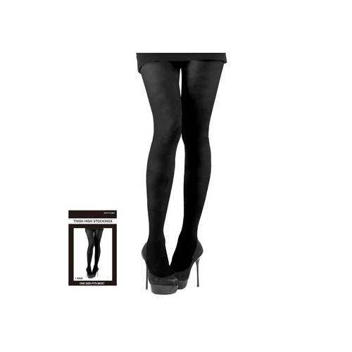 Knee High stockings Black