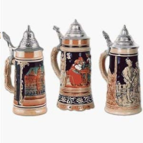 Cutout Beer stein (45cm) 3 Pack
