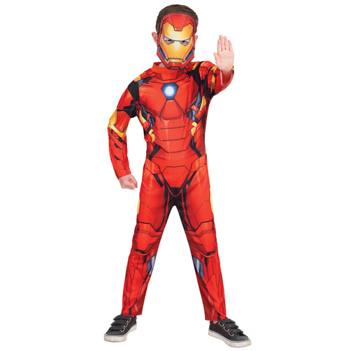 Iron Man Classic Costume Child