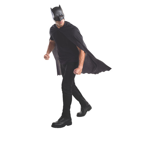 Batman Cape And Mask Set Adult