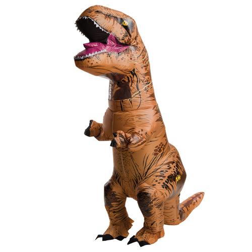 T-rex Inflatable Costume With Sound Child