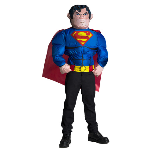 Superman Inflatable Costume Top Standard