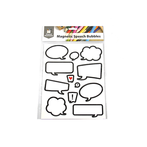 Magnetic Speech Bubble Sticker