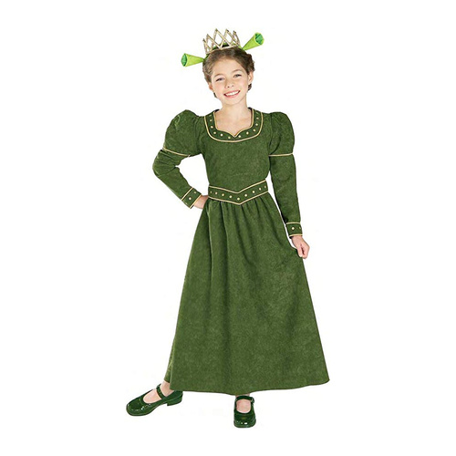 Costume Ogre Princess Girls